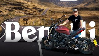 UK Benelli 502C Cruiser Review - The Best A2 Legal 47hp Power Cruiser?