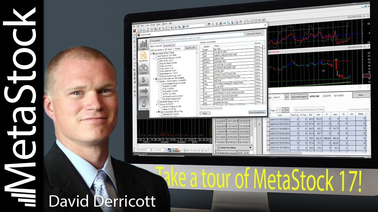 metastock 17 free download)