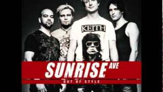 Sunrise Avenue - I Don