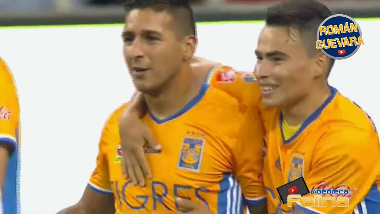 Download Chivas vs Tigres 0-1 Jornada 10 Apertura 2016 Liga Mx HD