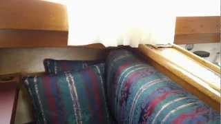1961 32' Chris Craft Connie's Interior