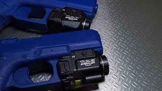 Streamlight - 2018 New Products - TLR7 &TLR8 Polytac & Microstream