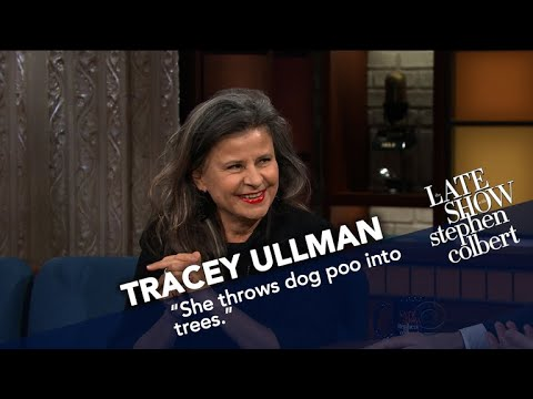 Tracey Ullman Impersonates Angela Merkel, Theresa May & More