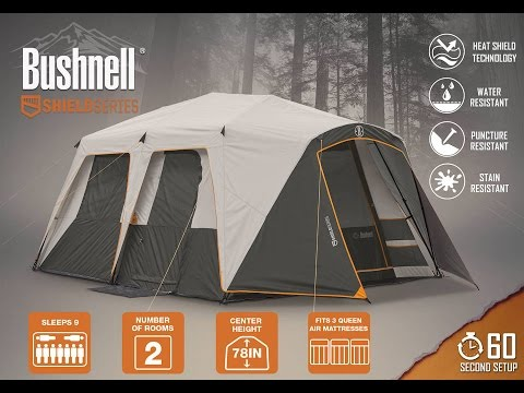 Bushnell Instant Cabin - 1st Review ( updates in description ) & Bushnell Instant Cabin - 1st Review ( updates in description ...