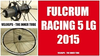 Fulcrum Racing 5 LG Wheels 2015