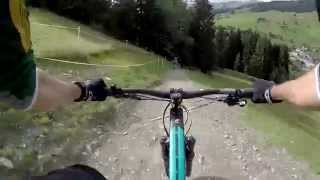 Bike holiday in the Austrian Alps