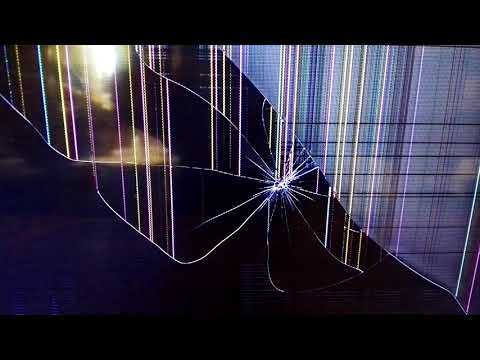 Разбили экран телевизора LG 42LA667V