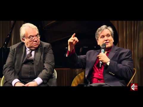 Antonio Pappano: En attendant le concert