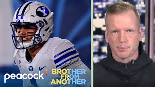 Chris Simms thinks Zach Wilson's a better QB than Trevor Lawrence | Brother From Another