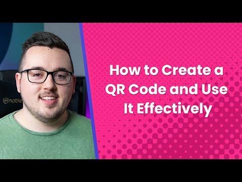 Cara Membuat QR Code dengan Logo.