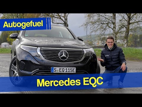 Mercedes EQC REVIEW - Why this is like a Mercedes GLC 43 AMG Coupé gone electric!