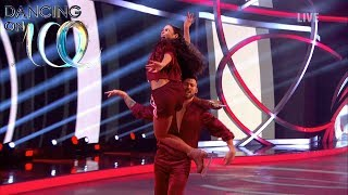 Jake Brings His Incredible Jamiroquai Routine Back For The Final! | Dancing On Ice 2018