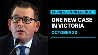 Victoria records one new case of COVID-19, with no deaths | ABC News