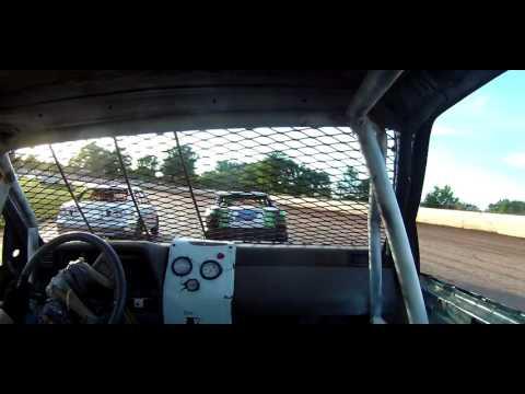 Red Cedar Speedway Heat #1 7/1/16