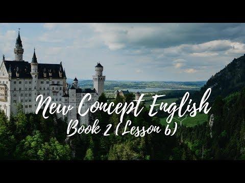 New Concept English - Book 2 - Lesson 6