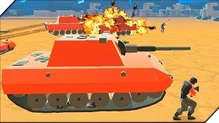 НОВЫЕ БИТВЫ НА ТЕЛЕФОНЕ - Игра Army Battle Simulator. Игры для андроида