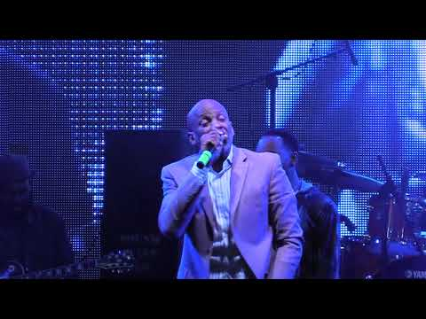 DON McClurkin Live in Zambia During unstoppable Praise 2017