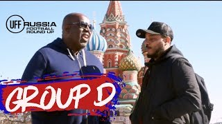 Is This Messi's year ?   Group D   Russian Round-Up Ft. Robbie and Troopz