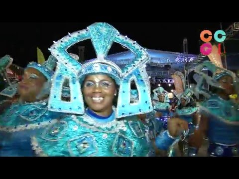 CCGG2016 - Curacao Farewell Parade in Dutch