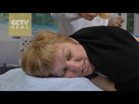 Russians seek better healthcare in China