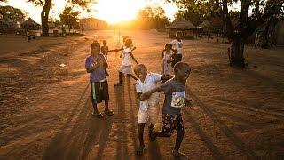 Projeto Evoé - Vila de Mugurameno, Zambia - Umbabarauma.