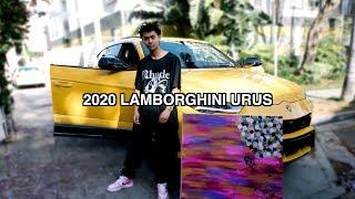 BUYING A 2020 LAMBORGHINI AT AGE 23!!