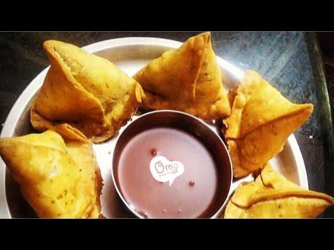 Samosa Recipe South Indian Snack Recipe Evening Snack