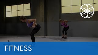 Head to Toe HIIT with Ashley Borden | Fitness | Gaiam