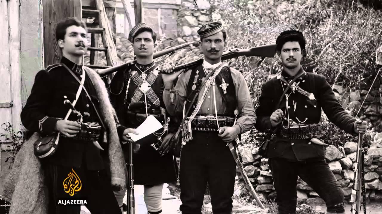 Nijemi Balkan