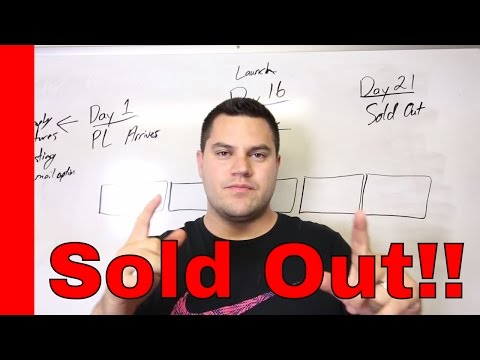 Client Sells Out Of Her Private Label Product On 5 Days - Success Story And Tips