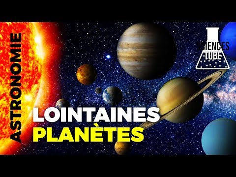 Exploration de l'univers ep4 - Nos planètes lointaines en streaming