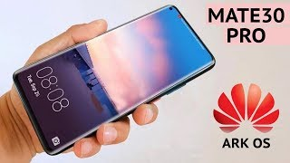 Mate 30 Pro | First Device with Huawei's New OS.