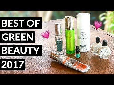 Green Beauty Favourites 2017