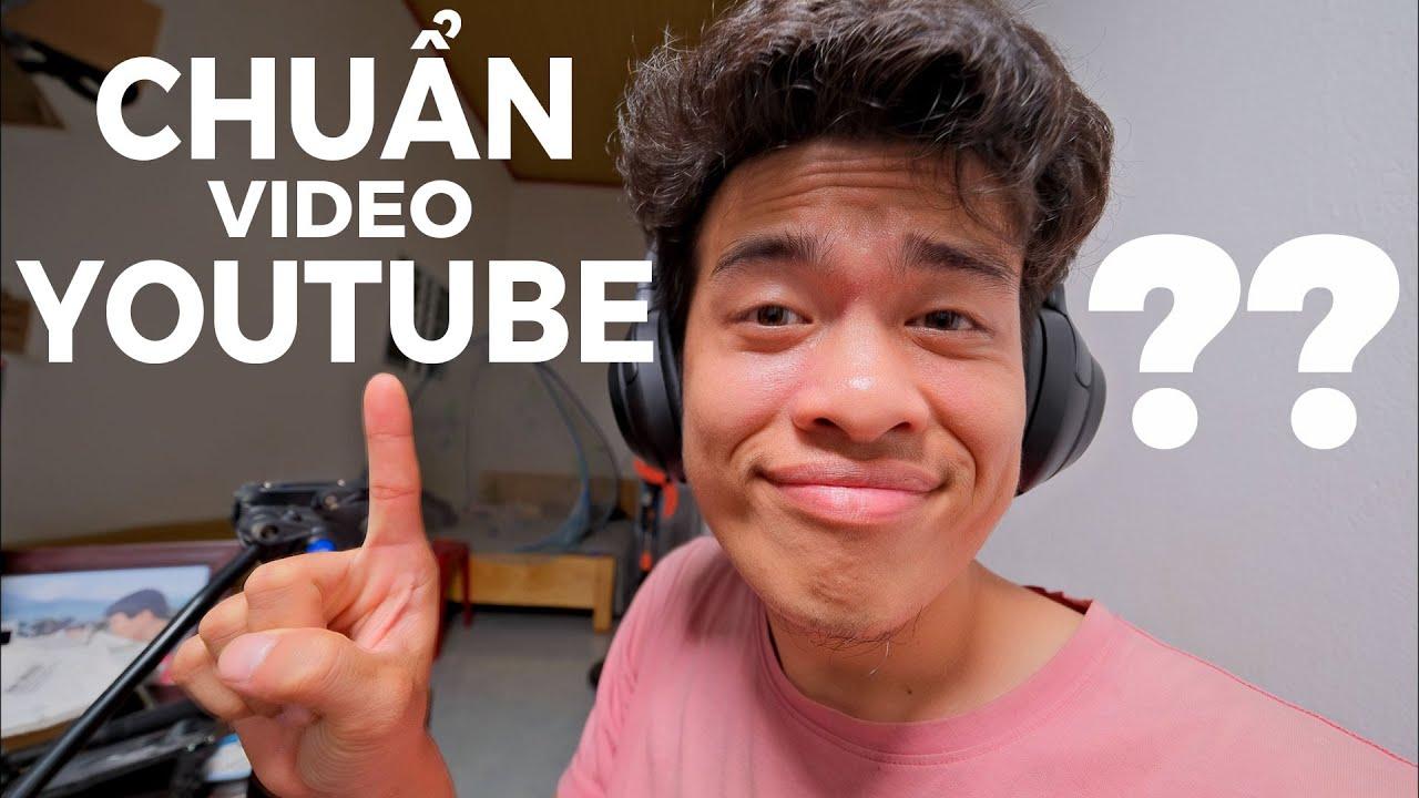 Cách Upload video chất lượng cao nhất lên Youtube