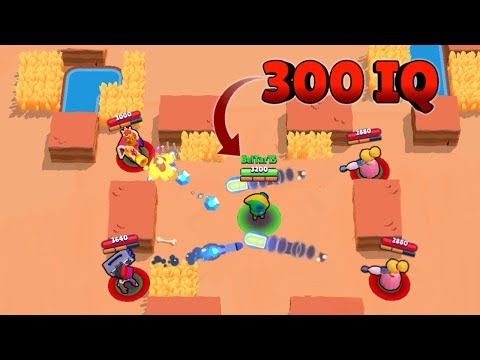 300 IQ LEON!! || BEST DODGES EVER SEEN! 😱😱 || BRAWL STARS FUNNY MOMENTS, DODGES, FAILS & EPIC FAIL