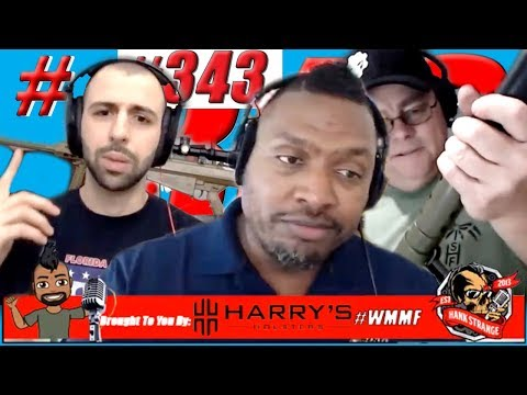Podcast #343 - Court: Gun Makers Can Be Sued For Marketing WTF! Hank Strange WMMF Podcast