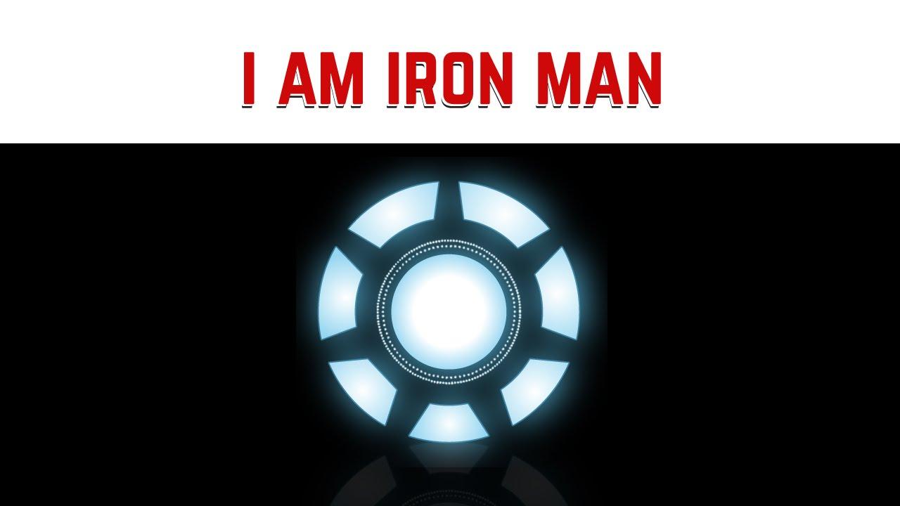 Iron Man Logo Adobe Illustrator Youtube