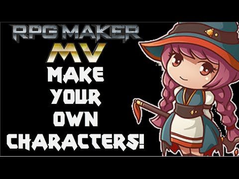 show how to make a rpg game easily