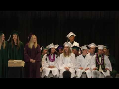 Alternative Education Graduation 2017