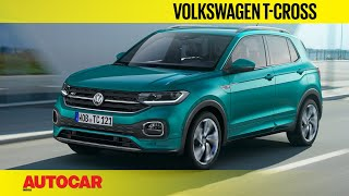 Volkswagen T-Cross | First Look Preview | Autocar India
