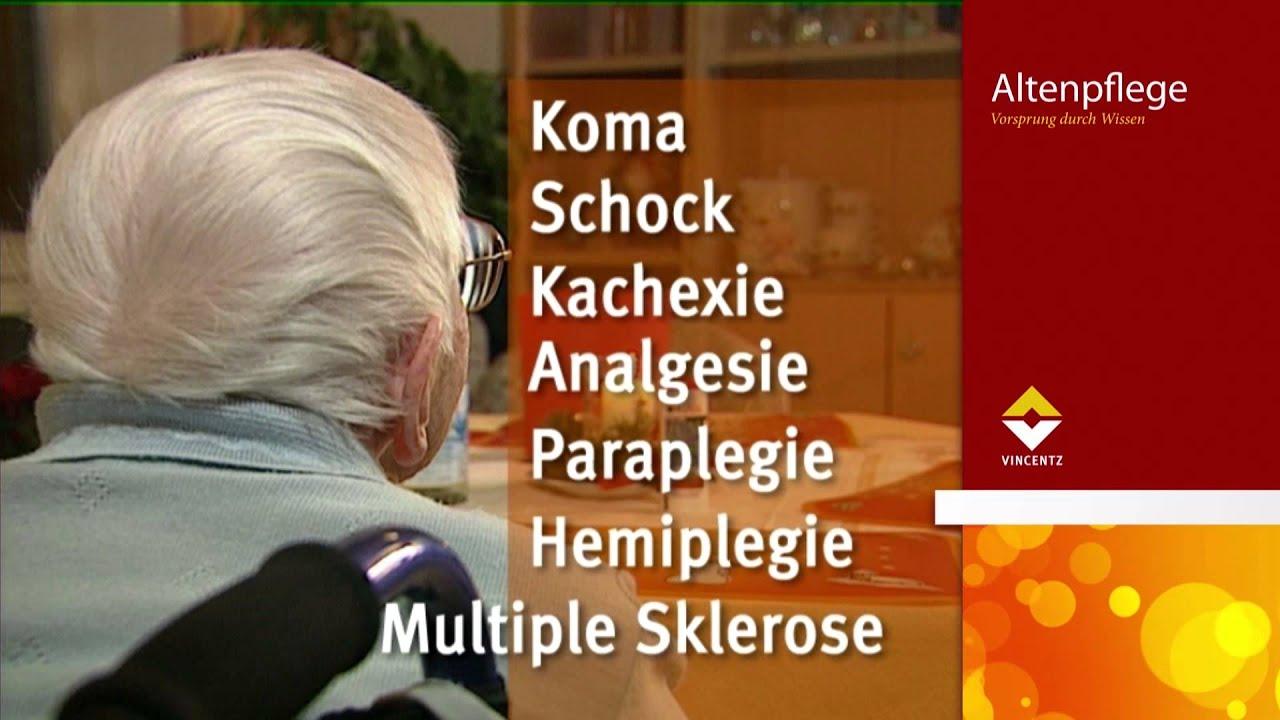 Dekubitusprophylaxe 5: Welche Risikofaktoren gibt es