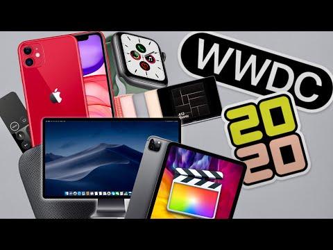 WWDC 2020 Last Minute Predictions / Rumor Roundup