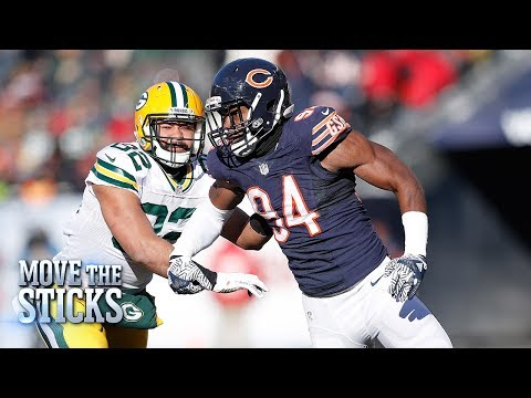 Top 3 Second-Year Defensive Players that Will Break Out in 2017 | Move the Sticks | NFL
