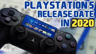 Playstation 5 | PS5 RELEASE DATE 2020 | PS5 Latest News, Rumours, Leaks, Price & Reveals