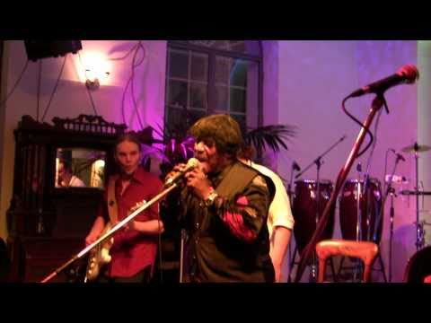Eddie Kirkland & Wentus Blues Band live - Honey Bee