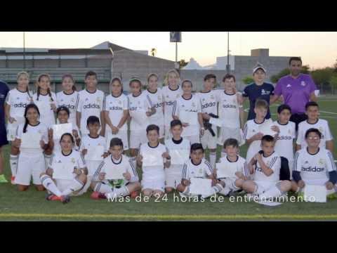 Real Madrid Clinic | Pereyra