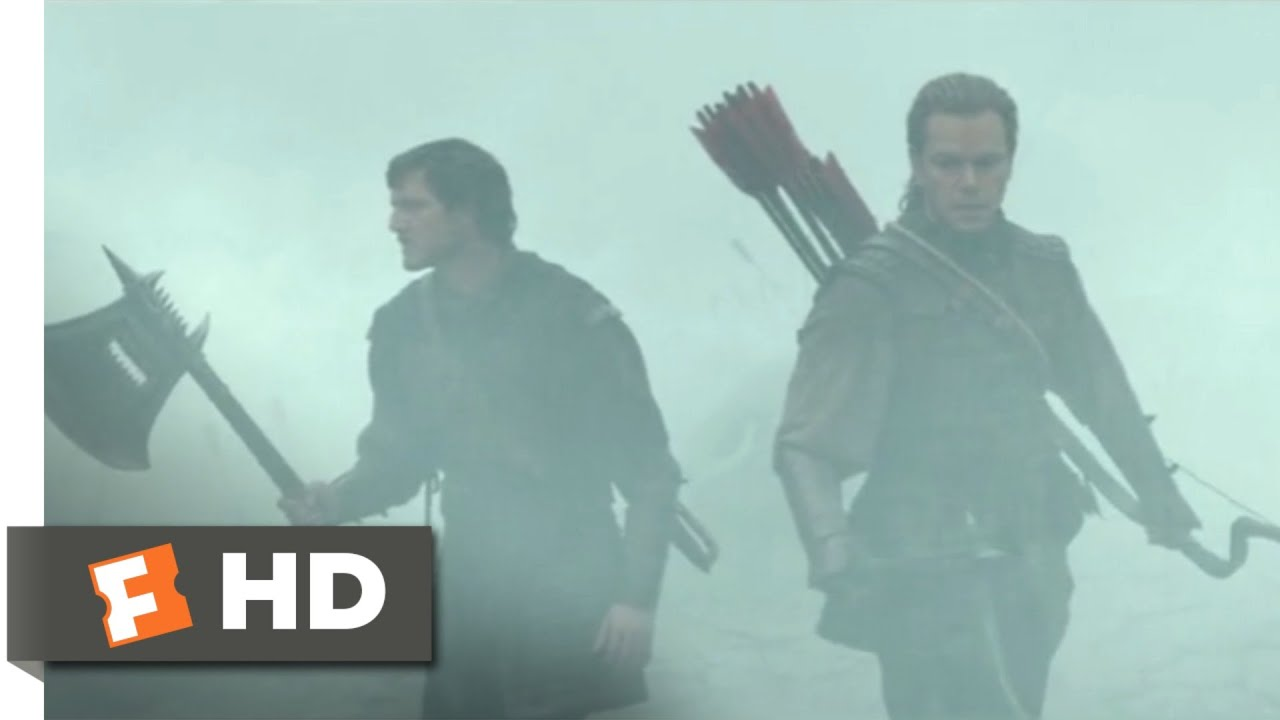 Download The Great Wall (2017) - Fighting Blind Scene (7/10)   Movieclips