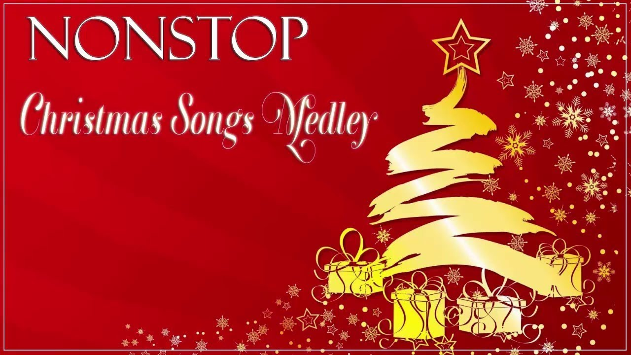 Non Stop Christmas Songs Medley 2020 - Best Christmas Songs - YouTube