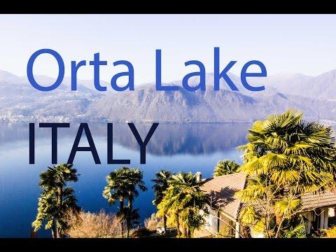 Lake Orta, ITALY - A Travel Diary