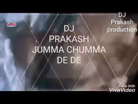 JUMMA chumma  de de DJ Prakash production